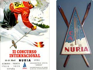 Esqui a Nuria